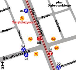 Metro Świętokrzyska