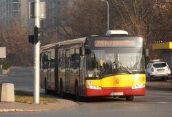 Aleja Wilanowska (autobus 709).JPG
