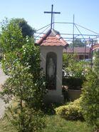 Fort Piontek (Modlińska, kapliczka)