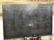 Cmentarz Powstancow w Powsinie 4