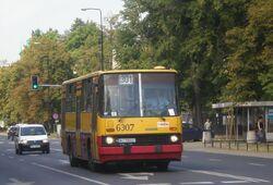 Rakowiecka (autobus 301)