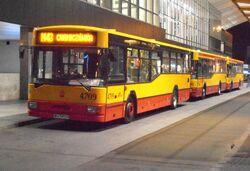 Dworzec Centralny (przystanek, autobus N43)