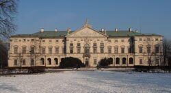 Pałac Krasińskich (Ogród Krasińskich).JPG