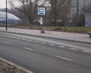 Nowoursynowska-SGGW (przystanek, nowy)