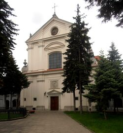 Kościół św. Antoniego Padewskiego (Senatorska)