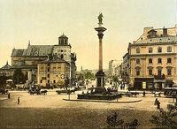 Kolumna zygmunta 1900.jpg