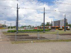 Nowe Bemowo (pętla tramwajowa) (2013) (by Kubar906)