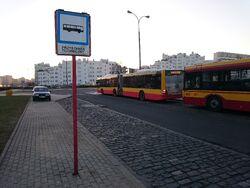 Natolin Pln. (przystanek techniczny)