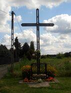 Panoramy (nr 42, krzyż przydrożny)