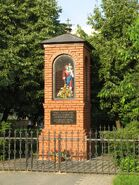 Wroclawska kapliczka