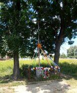Berensona, Kąty Grodziskie (krzyż)