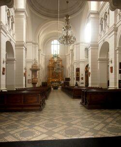 Kościół Najświętszego Zbawiciela (wnętrze).JPG