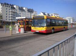 Osiedle Kabaty (przystanek) (autobus 505)