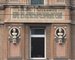 Puszkin i mickiewicz