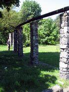 Park leśnika pergola