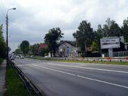 Ulica Trakt Brzeski