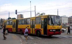 Rondo Wiatraczna (autobus 704)