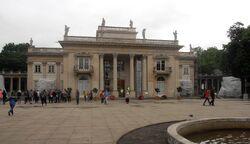 Pałac na Wodzie (remont)