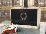 Cmentarz Powstancow w Powsinie 2