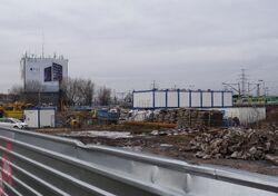 Aleje Jerozolimskie (nr 142, budowa).JPG