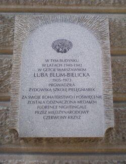 Mariańska (nr 1, tablica).JPG