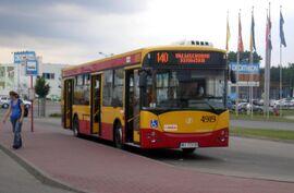 CH Marki (przystanek, autobus 140)