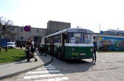 Włościańska (nr 52, trolejbusy)