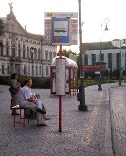 Plac Krasińskich (przystanek)