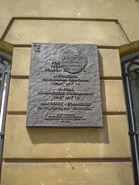 Kamienica Na Lasockiem (Długa, tablica)