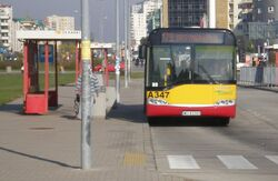 Osiedle Kabaty (przystanek) (autobus 179)