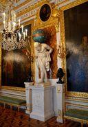 Posąg Chronosa Sala Rycerska Zamek Królewski