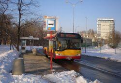 Wyczółki (przystanek, autobus 165)