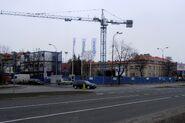 Wiertnicza (nr 30, budowa)