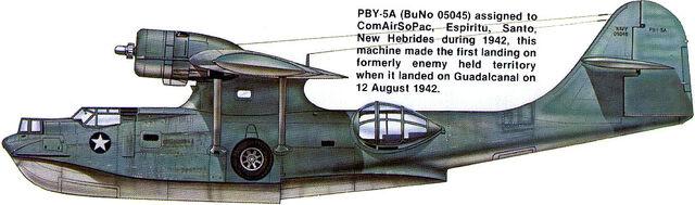 File:12 PBY5a Sea camo 1940 markings 42.jpg