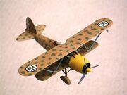 WW2 Italian CR42-x