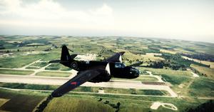 Havoc Mk. I In-Game