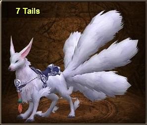 7 tails - divosaga