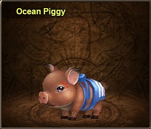 Ocean piggy - divosaga