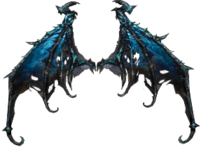 Black Dragon Wings