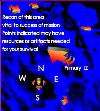 Marsxtreme1 mission
