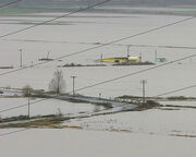 Valley Java - Snohomish - Flooded