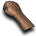 WL2 Weapon Fists