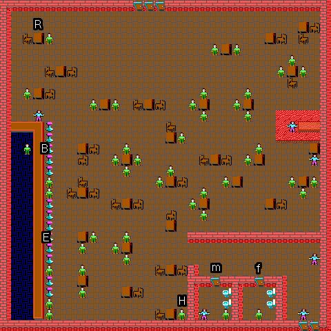 Quartz bar map tactical