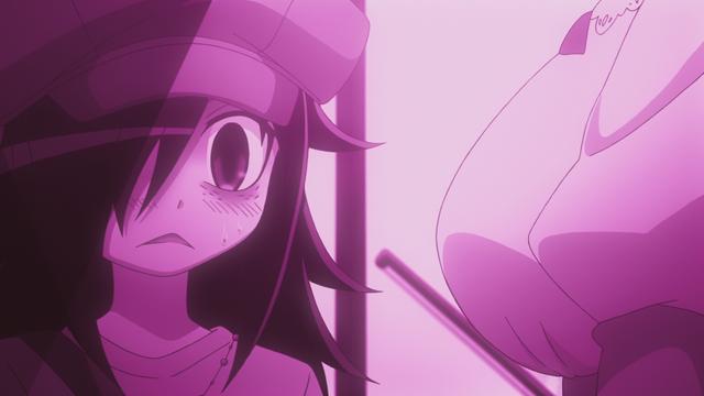File:Tomoko stares at Yuu's assets.png