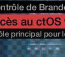 Centre de Contrôle CtOS