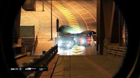 Watch Dogs Walkthrough - Part 114 - Criminal Convoys (No Rules) Sniper Assualt