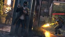 Watch dogs enforcer and elite