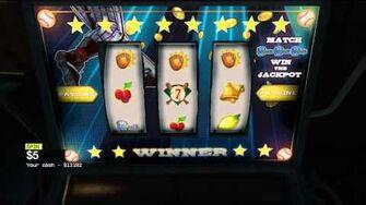 City Games - Slot Machine