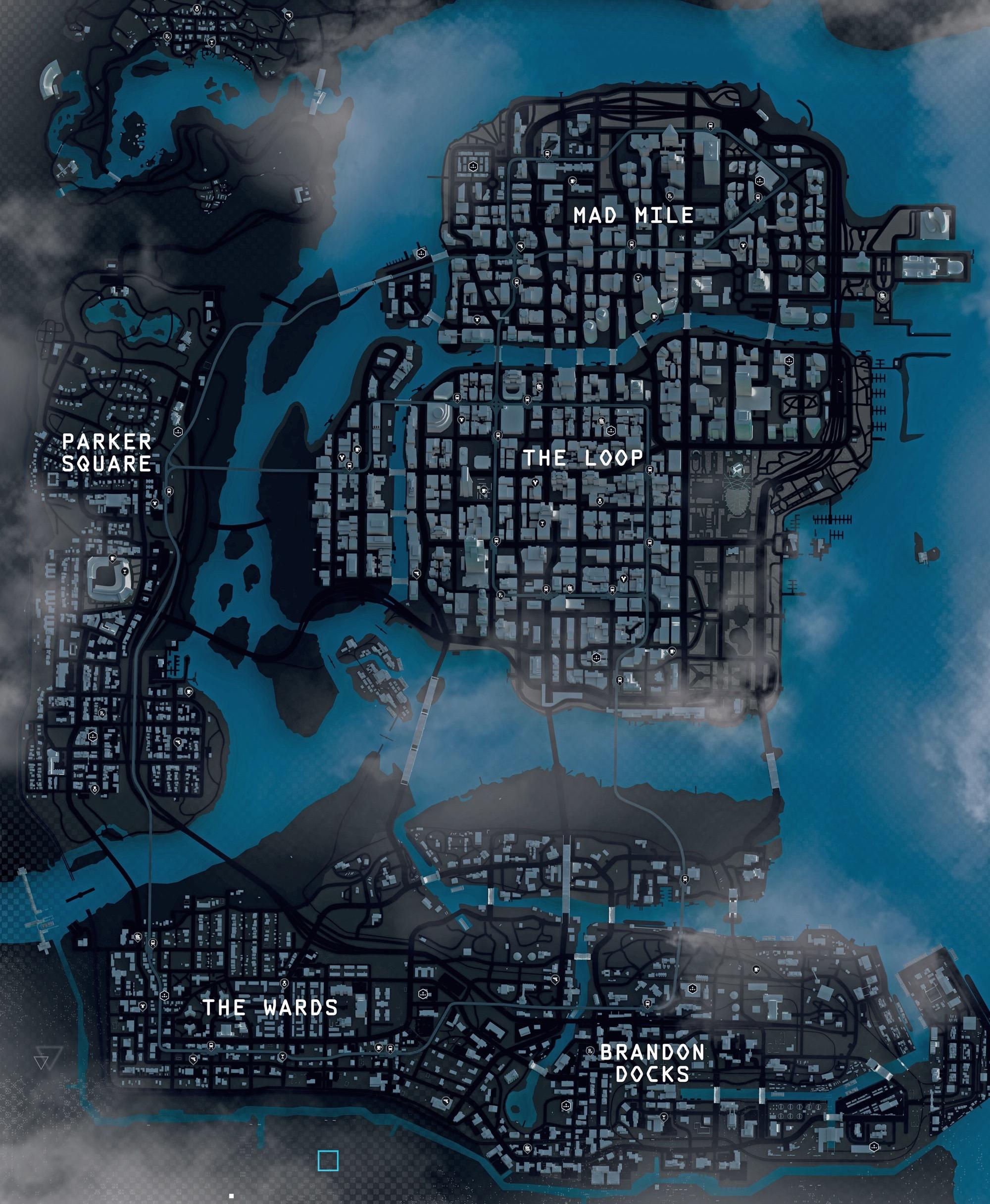 Chicago  Watch Dogs Wiki  FANDOM powered by Wikia