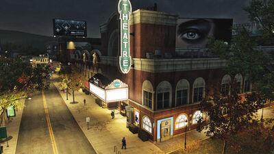 Phoebus Theater